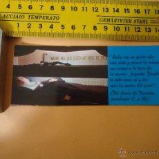 Postales: HLN - POSTAL RELIGIOSA SANTO O SANTA - SANTA TERESITA. Lote 52523376