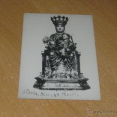Postales: FOTO-POSTAL DE NTRA.SRA.LA REAL. Lote 52716000