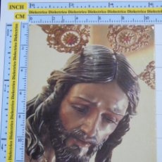 Postales: POSTAL RELIGIOSA SEMANA SANTA. NUESTRO PADRE JESÚS DE LA COLUMNA, MÁLAGA. 260. Lote 52928008