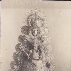 Postales: POSTAL VIRGEN DEL ROCIO PATRONA DE ALMONTE. Lote 176579424