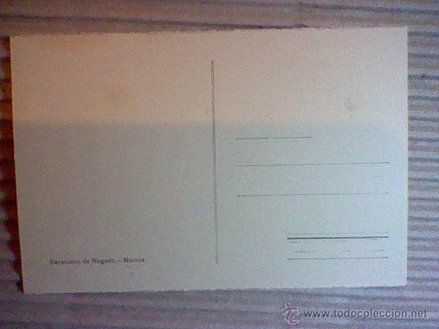 Postales: EL PRENDIMIENTO SALCILLO MURCIA PASO SEMANA SANTA S/Nº ED SUCESORES NOGUES S/C - Foto 2 - 53457468