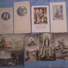 Postales: ESTAMPAS COMUNIÓN 1930 -39. Lote 53518864
