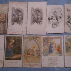 Postales: ESTAMPAS COMUNIÓN 1940-45. Lote 54129691
