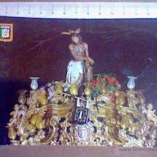 Postales: PADRE COLUMNA GITANOS SEMANA SANTA MALAGA ED DOMINGUEZ Nº 18 S/C. Lote 54515528