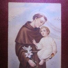 Postales: POSTAL RELIGIOSA - ANCLA - ANCORA L T - 902 - S/ PACIS - . Lote 54925369