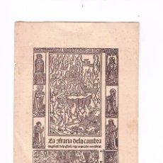 Postales: INSCRIPCIÓN COFRADÍA VIRGEN MARÍA DE MONTSERRAT COFRARIA VERGE MARÍA DE MONSERRAT 1946 RELIGIÓN. Lote 54994306