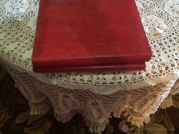 Postales: Antiguo 2 albúm / colección de estampa / estampas religiosas de cristo y sagrado corazón de Jesus - Foto 19 - 54994853