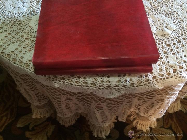 Postales: Antiguo 2 albúm / colección de estampa / estampas religiosas de cristo y sagrado corazón de Jesus - Foto 20 - 54994853