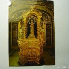 Postales: POSTAL SANTUARIO NTRA SRA, DE LA GLEVA- TRONO . Lote 55321507