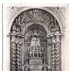 Postales: POSTAL EN BLANCO Y NEGRO - EGREJA PAROQUIAL DO ESTORIL - SECULO XVII. Lote 56050482