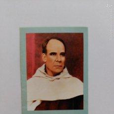 Postales: BONITO RECORDATORIO RELIGIOSO. BEATO FCO PALAU. Lote 56150864