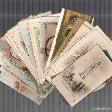 Postales: LOTE DE 25 TARJETAS RELIGIOSAS. RECUERDO DE PRIMERA COMUNION. VARIAS IMAGENES. VER. Lote 104762975