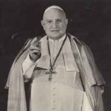 Postales: POSTAL DEL PAPA JUAN XXIII. Lote 149818452