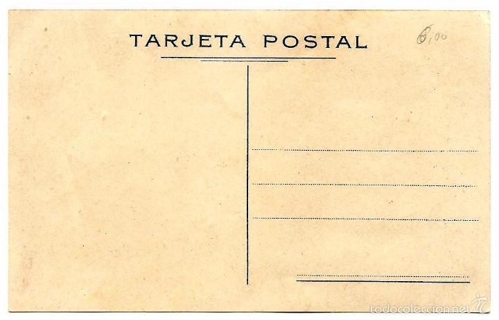 Postales: POSTAL NUESTRA SEÑORA DEL CASTILLO DE AGRES Y VISTA DE SU SANTUARIO - SIN CIRCULAR - Foto 2 - 56705918