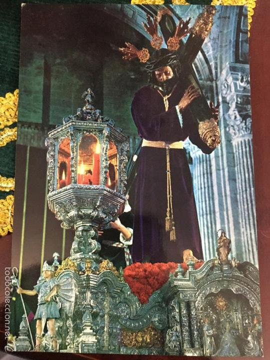 Postal Semana Santa De Sevilla Cristo De Pasi Sold Through