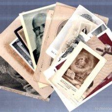 Postales: LOTE DE 25 TARJETAS RELIGIOSAS. VARIAS IMAGENES. VER. Lote 56888681