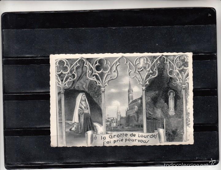 326 - LOURDES. LA GRUTA (Postales - Postales Temáticas - Religiosas y Recordatorios)