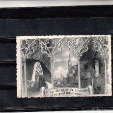 Postales: 326 - LOURDES. LA GRUTA. Lote 56902677