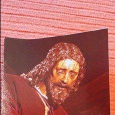 Postales: RECUERDO SOLEMNE NOVENA.FUNCION DE INSTITUTO.JESUS DE LA PASION.FOTO FERNAND.SEVILLA.1981. Lote 57074490