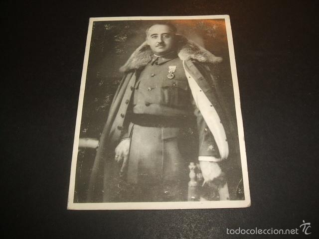 FRANCISCO FRANCO RECORDATORIO TERCER ANIVERSARIO FALLECIMIENTO (Postales - Postales Temáticas - Religiosas y Recordatorios)