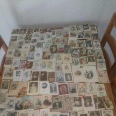 Postales: COLECCION DE 300 ESTAMPAS RELIGIOSAS AÑOS 40 A 70 TODAS DIFERENTES. Lote 84704742