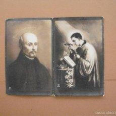 Postales: POSTAL SAN IGNACIO DE LOYOLA- 1900-20, - 2 POSTALES. Lote 57262948