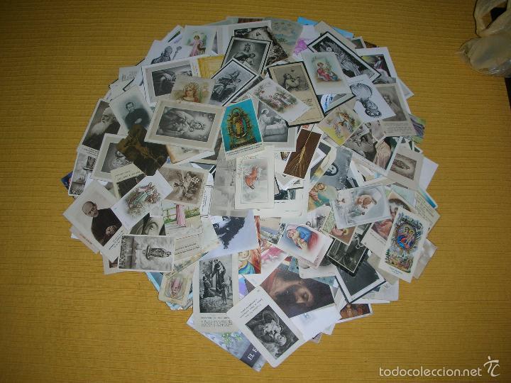 800 RECORDATORIOS, ESTAMPAS, ETC (Postales - Postales Temáticas - Religiosas y Recordatorios)