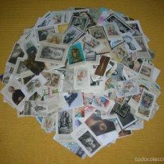 Postales: 800 RECORDATORIOS, ESTAMPAS, ETC. Lote 57382074