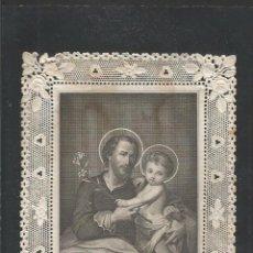 Postales: ESTAMPA ANTIGUA PUNTILLA - SAN JOSE - VER REVERSO - (V-6164). Lote 57528725