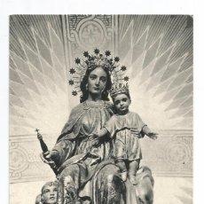 Postales: BARCELONA .- COLEGIO SALESIANO SAN JUAN BOSCO .- IMAGEN MARIA AUXILIADORA .- 1964. Lote 57686910