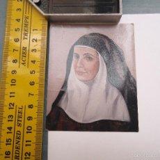 Postales: ESTAMPA RELIGIOSA BEATA SOR ANGELA DE LA CRUZ. Lote 57711437