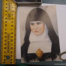 Postales: ESTAMPA RELIGIOSA HERMANA SOR O SANTA. Lote 57711639