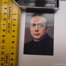 Postales: ESTAMPA RELIGIOSA PEDRO POVEDA. Lote 57711754