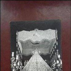 Postales: POSTAL SEMANA SANTA MÁLAGA. 1960.TRINIDAD.. Lote 57771024