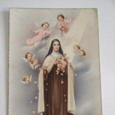 Postkarten - POSTAL - SANTA TERESA DE JESUS ? - ESCRITA EN 1956 - 57819931