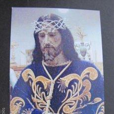 Postales: ESTAMPA RELIGIOSA JESUS NAZARENO PENITENTE LABAÑA. Lote 58018437