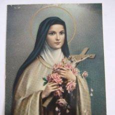 Postkarten - POSTAL SANTA TERESA DE JESUS - 1970 - ESCRITA SIN CIRCULAR - 58061279