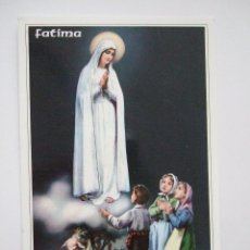 Postales: POSTAL VIRGEN - FATIMA - PORTUGAL - SIN CIRCULAR. Lote 58071576