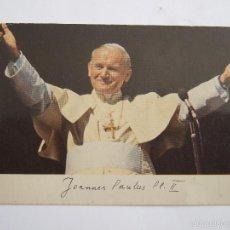 Postales: ESTAMPA PAPA JUAN PABLO II - 1979. Lote 58351032