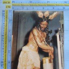 Postales: POSTAL RELIGIOSA SEMANA SANTA. NUESTRO PADRE JESÚS DE LA COLUMNA, MÁLAGA. 1534. Lote 77252411