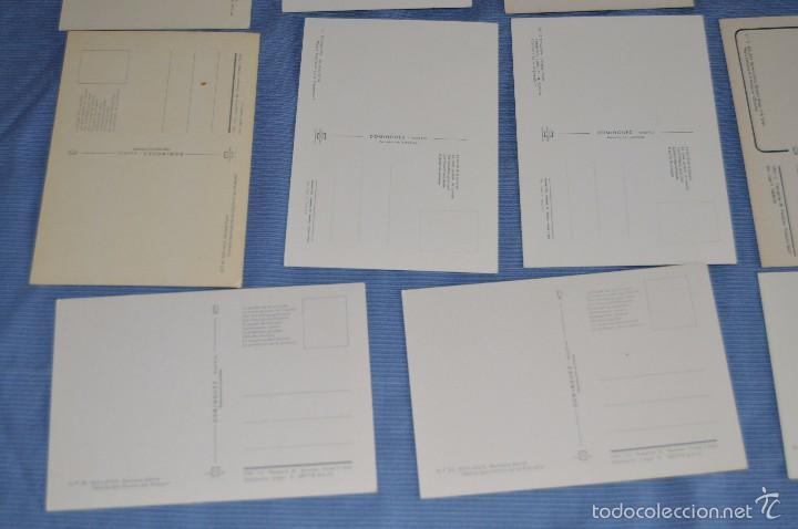 Postales: Lote 21 postales Sin circular - SEMANA SANTA DE MÁLAGA - VARIADAS - Muy buen estado - Foto 9 - 71833083