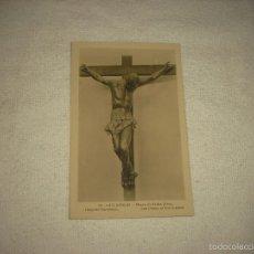 Postales: VALLADOLIOD 59 . MUSEO DE BELLAS ARTES, SAN DIMAS , EL BUEN LADRON . GREGORIO FRENANDEZ. Lote 59590271