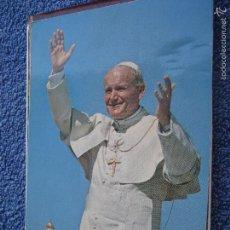 Postales: TARJETA POSTAL RELIGIOSA: JUAN PABLO II.- ITALIA. Lote 60187803