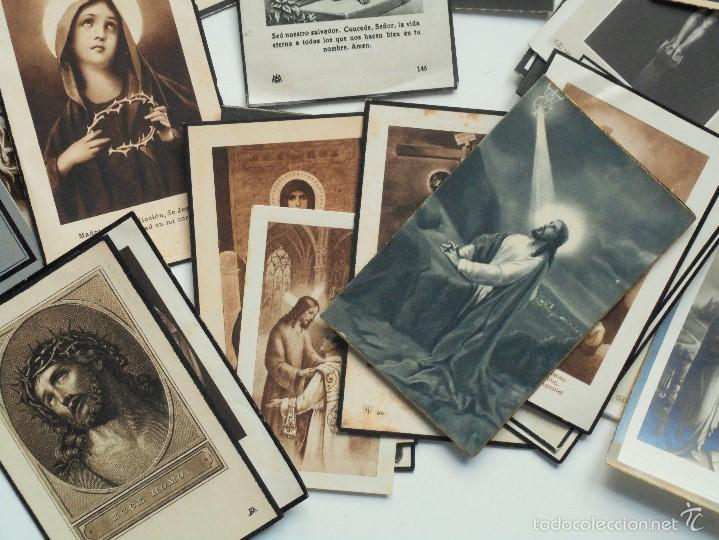 Postales: SANTA POLA, ELCHE (ALICANTE) - LOTE 50 RECORDATORIOS FALLECIMIENTOS - Foto 2 - 60870435