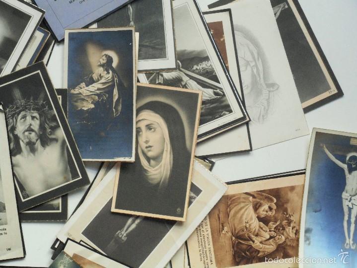 Postales: SANTA POLA, ELCHE (ALICANTE) - LOTE 50 RECORDATORIOS FALLECIMIENTOS - Foto 4 - 60870435