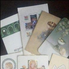 Postcards - Lote de 7 recordatorios comunion con foto - 62096728