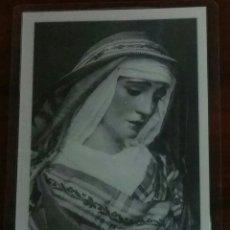 Postales: RELIQUIA RELIGIOSA: STMA.VIRGEN DE LA PAZ. Lote 62308708