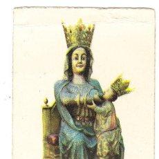 Postales: MARE DE DEU DEL CLAUSTRE - TARRAGONA. Lote 62424288