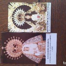 Postales: ESTAMPA ESTAMPAS , ESTAMPITAS , RECORDATORIOS . Lote 66812370