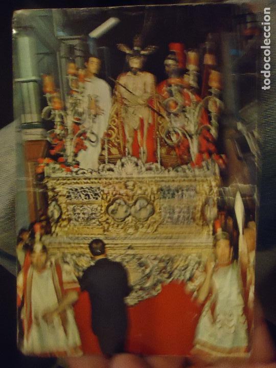 POSTAL SEMANA SANTA - CADIZ CRISTO ECCE HOMO (Postales - Postales Temáticas - Religiosas y Recordatorios)